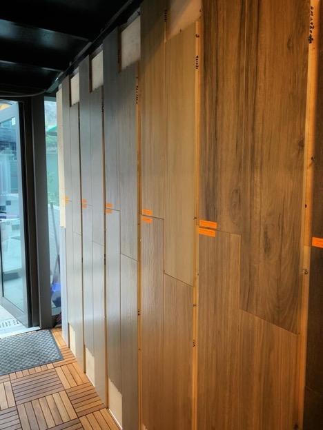 糅合木地板及瓷磚優點的木紋磚