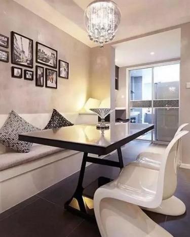 屋企飯廳都可以用茶餐廳卡位 ?