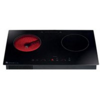 Built-in Induction+Ceramic Cooker
