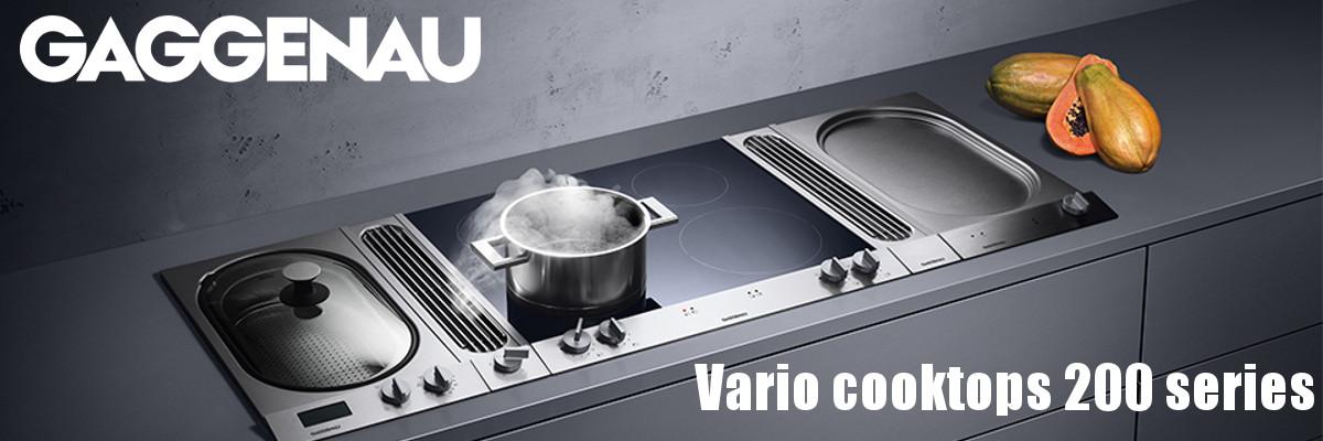 嵌入式煮食爐
