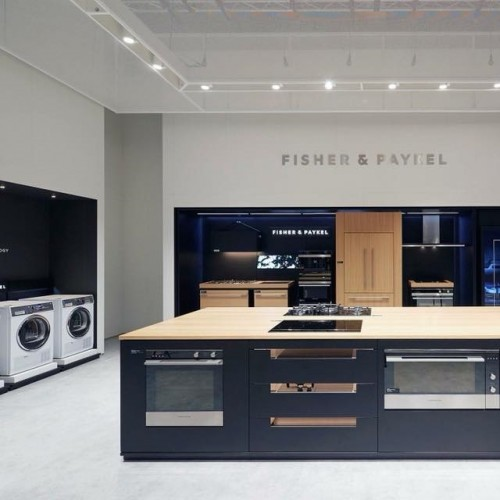 FISHER & PAYKEL KITCHEN DESIGN