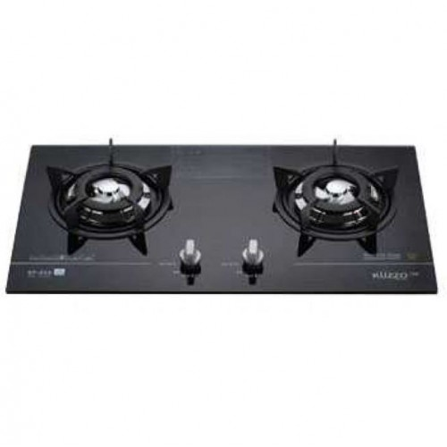 Kuzzo 德信 KF-323L 75cm Built-in/Freestanding 2-burner LP Gas Hob