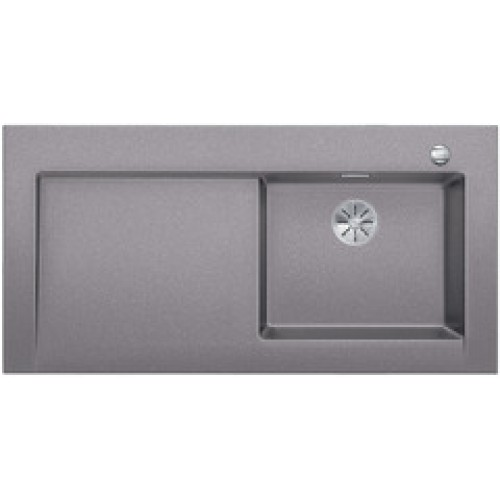 BLANCO MODEX-M60(523648)Granite composite sink (alu metallic)