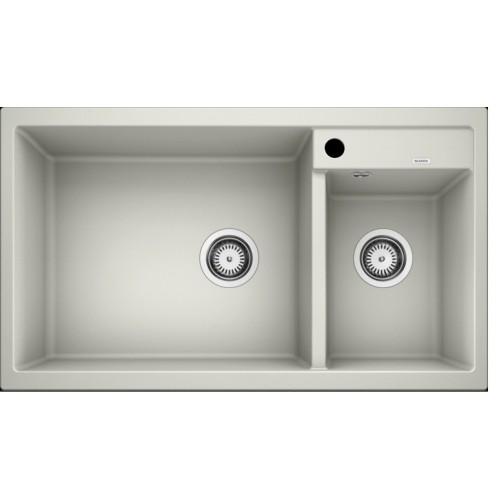 BLANCO METRA 9(520586) Granite composite sink(pearl grey)