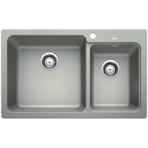 BLANCO NAYA 8(520594) Granite composite sink(pearl grey)