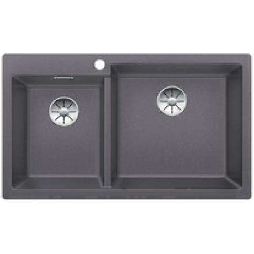 BLANCO PLEON 9(523058) Granite composite sink(rock grey)