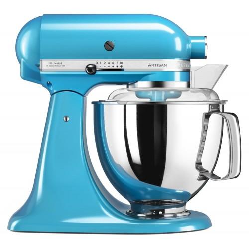 KITCHENAID 5KSM175PSBCL ARTISAN系列 4.8公升 抬頭式廚師機 (鈷藍色)