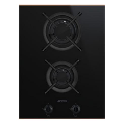 SMEG PV632CNRT 38厘米 嵌入式雙頭煤氣煮食爐