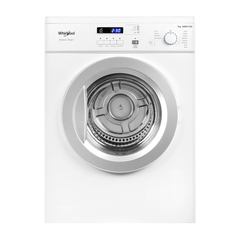 WHIRLPOOL AWD712S 7KG Vented Tumble Dryer