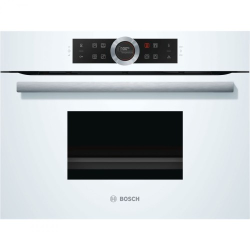 Bosch CDG634BW1  38L Built-in Steamer