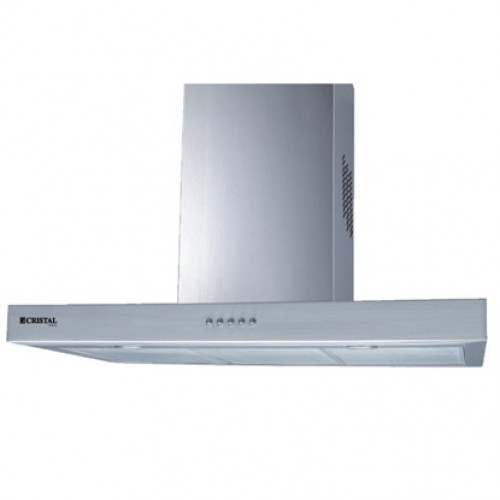 CRISTAL C9005MS 90cm Chimney Hood