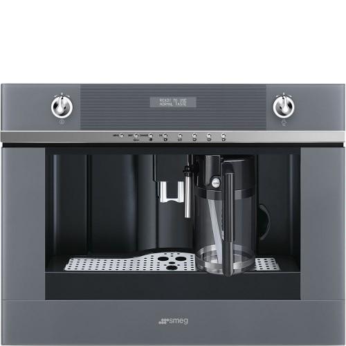 Smeg CMS4101S Silver 45cm嵌入式全自動咖啡機