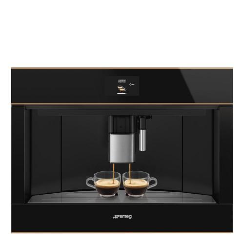 Smeg CMS4604NR 45cm嵌入式全自動咖啡機
