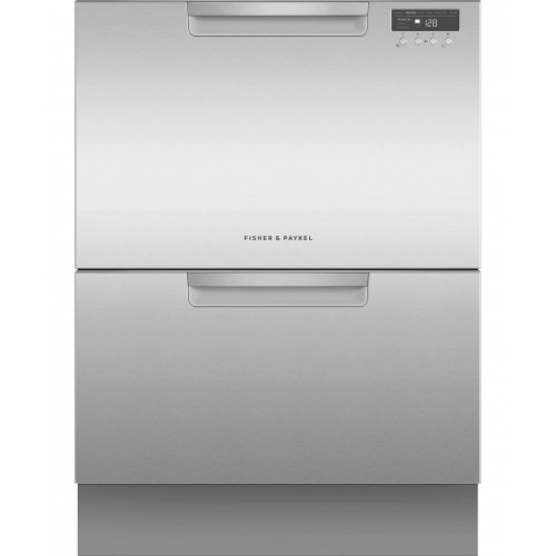 Fisher & Paykel DD60DCX9 Built-in Double Dishwasher