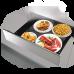 GERMAN POOL 德國寶 DWR-2504SV 嵌入式暖碟櫃