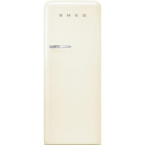 SMEG FAB28RCR4UK 257公升 50年代復刻雪櫃 (奶白色)