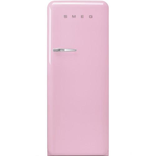 SMEG FAB28RPK4UK 257公升 50年代復刻雪櫃 (粉紅色)