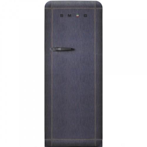 SMEG FAB28RDB 247公升 50年代復刻雪櫃 (藍色牛仔布,柔軟)