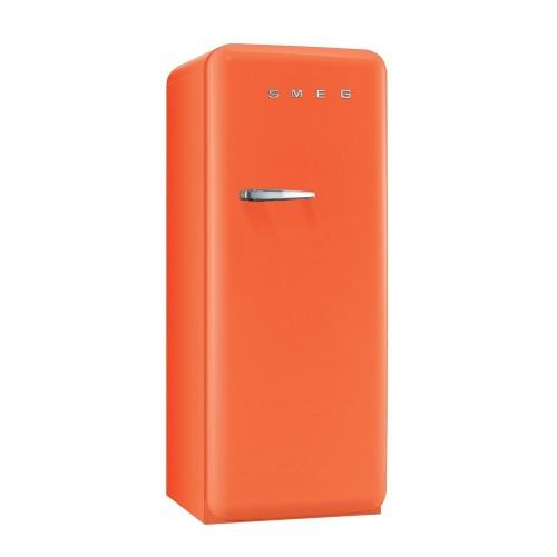 SMEG FAB28QO1 247公升 50年代復刻雪櫃 (橙色)