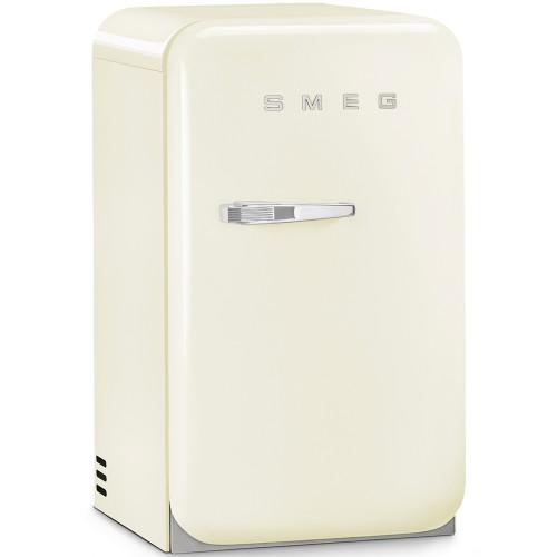 SMEG FAB5RCR3 34公升 50年代復刻迷你酒吧雪櫃(奶白色)