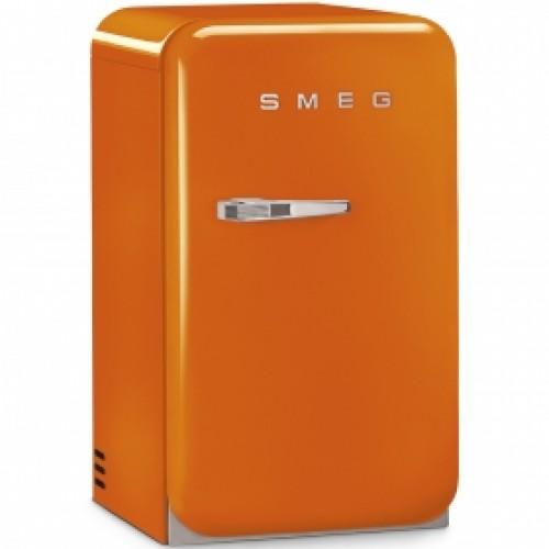 SMEG FAB5ROR3 34公升 50年代復刻迷你酒吧雪櫃(橙色)
