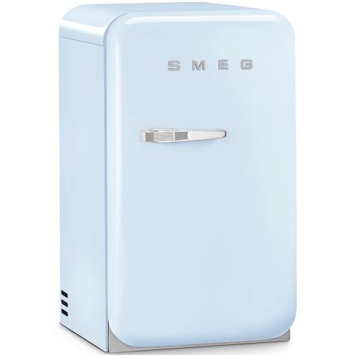 SMEG FAB5RPB3 34公升 50年代復刻迷你酒吧雪櫃(粉藍色)