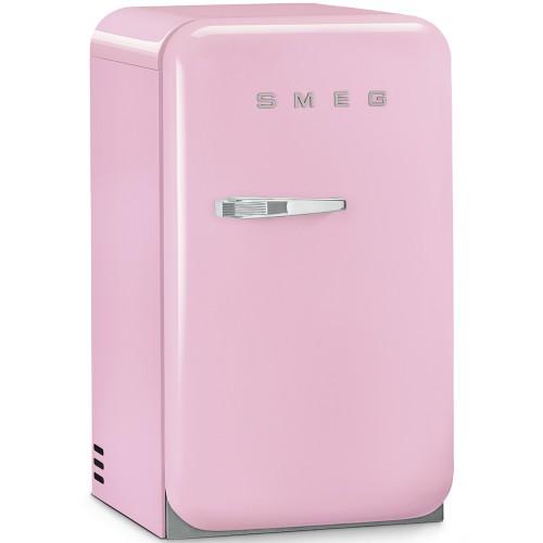SMEG FAB5RPK3 34公升 50年代復刻迷你酒吧雪櫃(粉紅色)