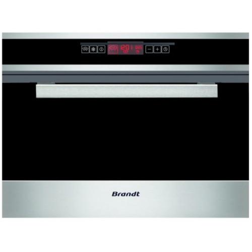 BRANDT FV1245X 45CM Built-in Steam Oven(Display Model)