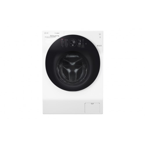 LG G-CS1612W 12公斤/8公斤1600轉 前置式洗衣乾衣機