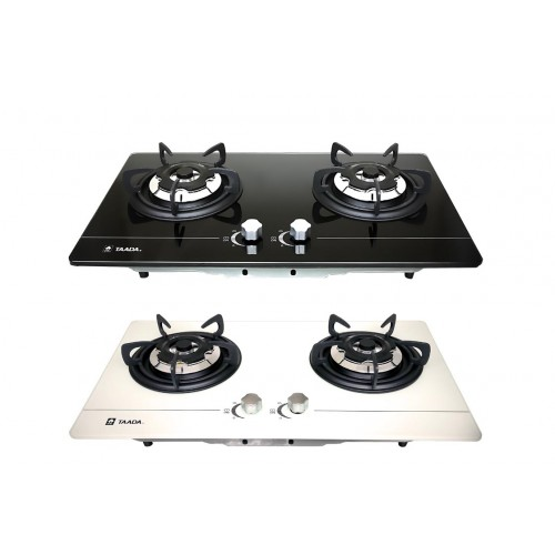 Taada GA0311GTT TG 74cm Built-in 2-Burner Town Gas Hob