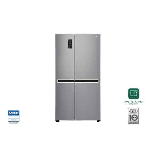 LG GC-B247SLUZ  624 公升  對門式雪櫃