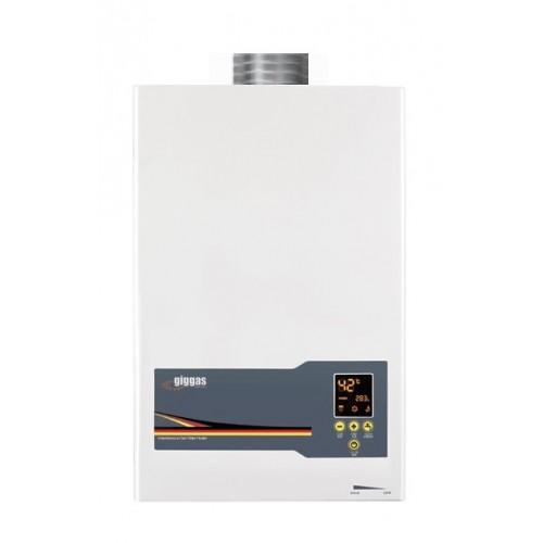 Giggas 德國上將 GIW-12UPN2/TG 12公升/分鐘 煤氣熱水器(頂出)