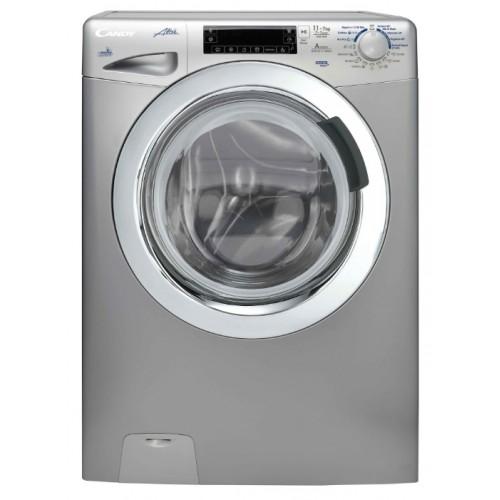 CANDY  金鼎 GVW4118LWHCS/1-S 11+8公斤 1400轉 前置式洗衣乾衣機