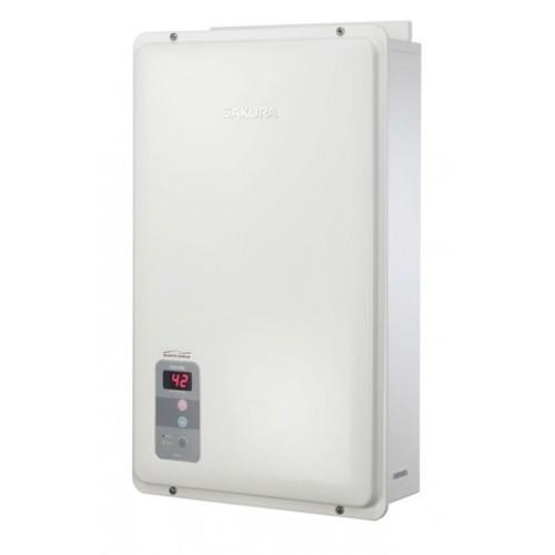 Sakura 櫻花 H10FF 10公升/分鐘 石油氣熱水爐(背排)