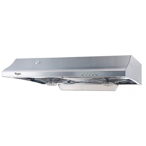 WHIRLPOOL HC338S 71CM Auto Clean and Easy Dismantle Cookerhood