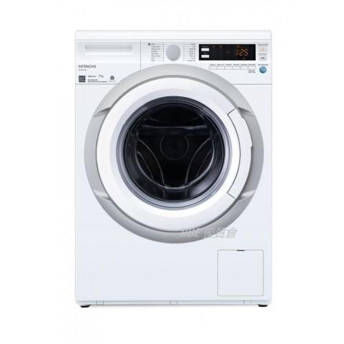 HITACHI BD-W75AAE 7.5kg 1200rpm Front Loaded Washing Machine