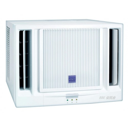 HITACHI RA10MDF 1.0HP Window Type Air-Conditioners With Remote control