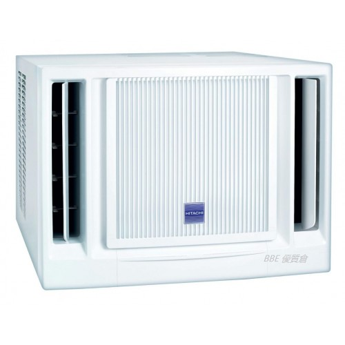 HITACHI RA08MDF 3/4 HP Window Type Air-Conditioners With Remote control