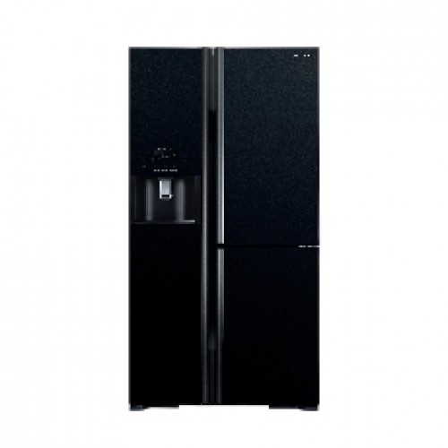 HITACHI  R-M700GP2H  569Litres Side By Side Refrigerator