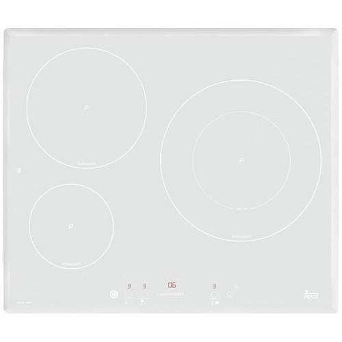 TEKA 德格 IRS631/W 60厘米 3區域嵌入式電磁爐(白色)