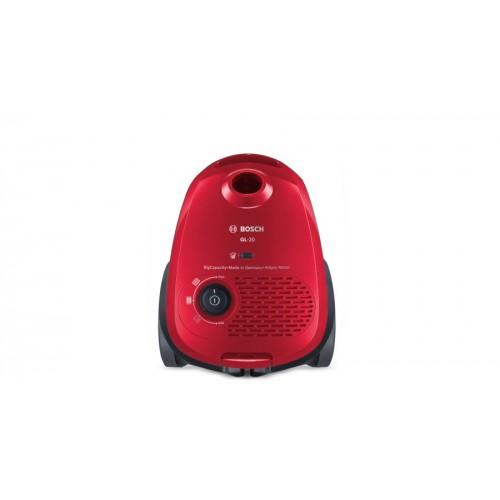 BOSCH 博世 BGN2A112GB 塵袋式吸塵機 (櫻桃紅色)