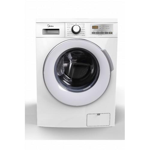 MIDEA 美的 MFG60S12 6公斤 1200轉 前置式薄身洗衣機