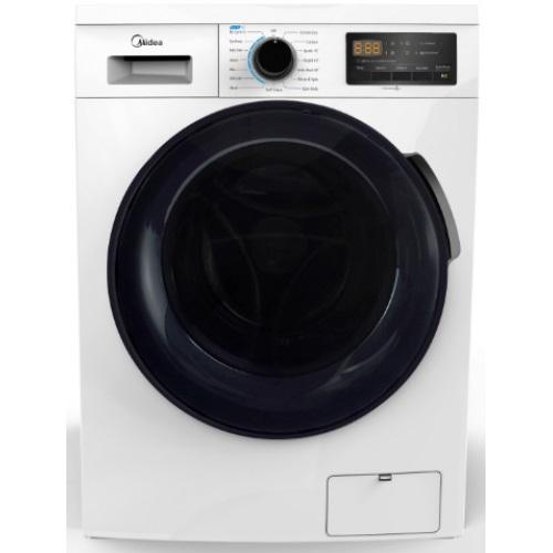 MIDEA 美的 MFG80S14 8公斤 1400轉 前置式薄身變頻洗衣機