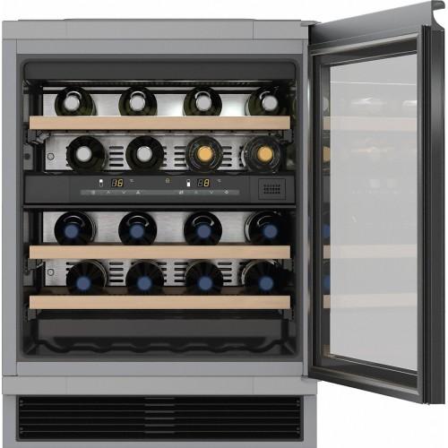 MIELE KWT6321UG 嵌入式雙溫區紅酒櫃