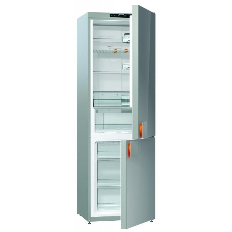 Gorenje Nrk612st 329l Bottom Freezer Double Door Refrigerator