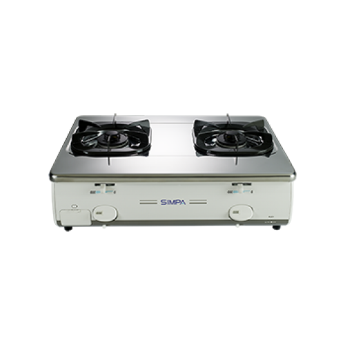 SIMPA RJ21 Double Burner Hotplate