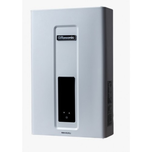 RASONIC RWH-N10FL-B-WH Back Flue LPG Gas Water Heater(WHITE)