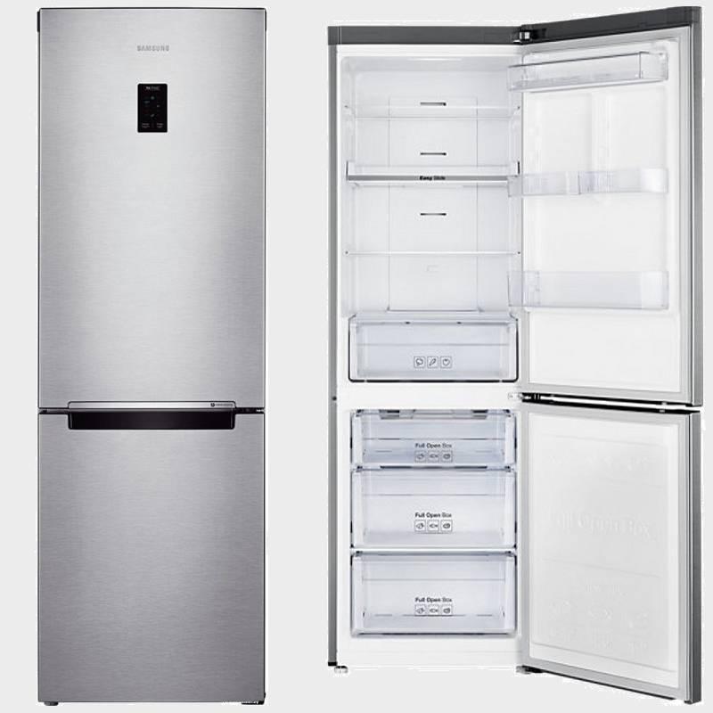 Samsung Rb33j3200sa Sh Two Door Bottom Freezer Refrigerator
