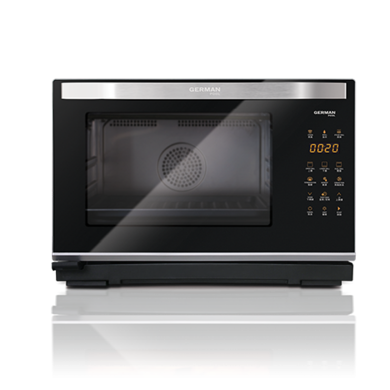 German Pool Sgv 2617 26l Steam Oven With Grill