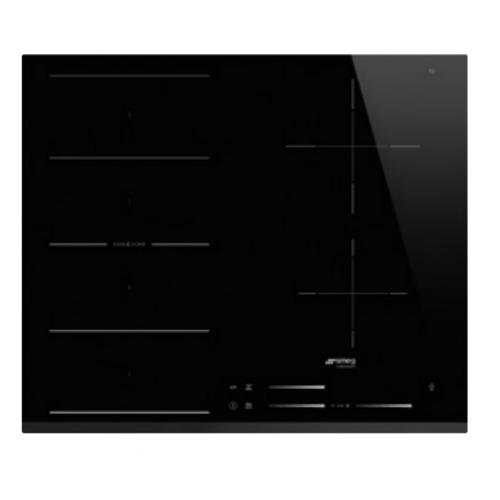 Smeg SI1F7645B 60厘米 4-Zone 嵌入式電磁爐